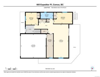 Photo 55: 665 Expeditor Pl in Comox: CV Comox (Town of) House for sale (Comox Valley)  : MLS®# 861851