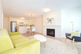 """Photo 1: 110 99 BEGIN Street in Coquitlam: Maillardville Condo for sale in """"Le Chateau"""" : MLS®# R2248058"""