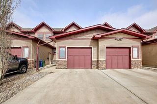 Main Photo: 48 45 Ironstone Drive: Red Deer Row/Townhouse for sale : MLS®# A1086774