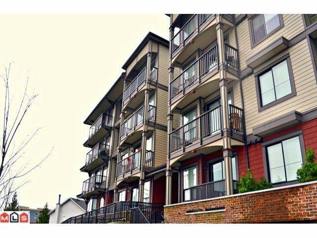 Main Photo: 409 - 19830 56th Avenue in Langley: Langley City Condo for sale : MLS®# F1201244