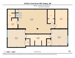Photo 19: 44 Silver Crest Green NW in Calgary: Silver Springs Detached for sale : MLS®# A1078798