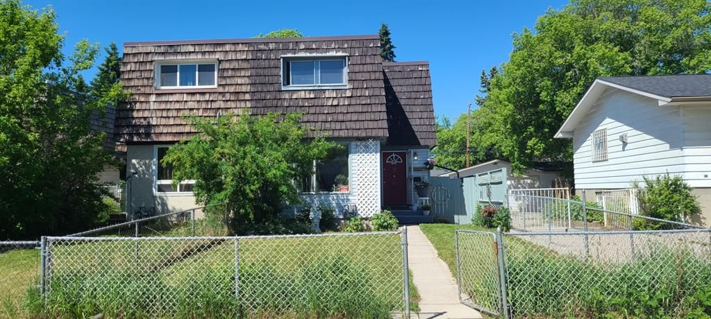 Main Photo: 7617 24 Street SE in Calgary: Ogden Semi Detached for sale : MLS®# A1120101