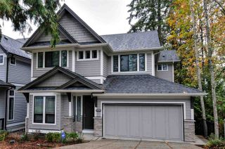 """Photo 1: 2850 HELC Place in Surrey: Grandview Surrey House for sale in """"The Estates"""" (South Surrey White Rock)  : MLS®# R2118552"""