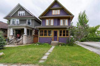 Photo 1: 52 Alloway Avenue in Winnipeg: Wolseley Residential for sale (5B)  : MLS®# 202012995