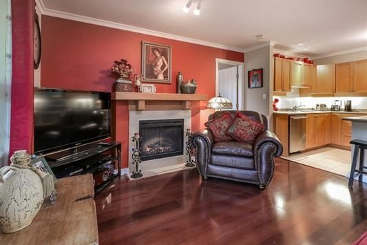 """Photo 4: Photos: 401 808 SANGSTER Place in New Westminster: The Heights NW Condo for sale in """"THE BROCTON"""" : MLS®# R2215829"""
