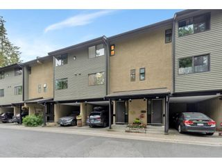 """Main Photo: 3442 NAIRN Avenue in Vancouver: Champlain Heights Townhouse for sale in """"Country Lane"""" (Vancouver East)  : MLS®# R2603278"""