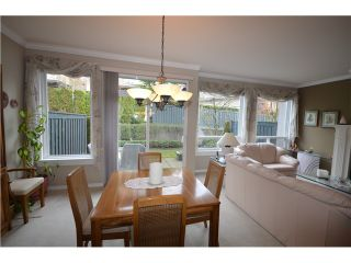 """Photo 4: 65 678 CITADEL Drive in Port Coquitlam: Citadel PQ Townhouse for sale in """"CITADEL POINTE"""" : MLS®# V1012676"""