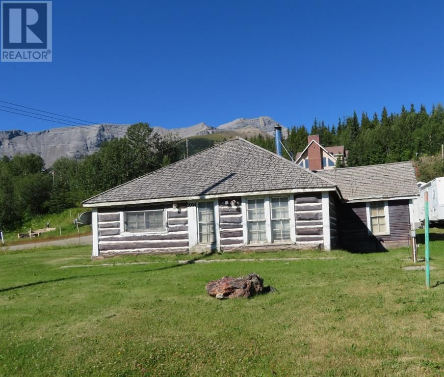 Main Photo: 5004 50 Street in Cadomin: House for sale : MLS®# A1024318