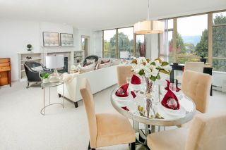 Photo 6: 502 2580 TOLMIE STREET in Vancouver: Point Grey Condo for sale (Vancouver West)  : MLS®# R2334008