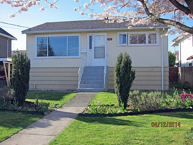 Main Photo: 7645 16TH Avenue in Burnaby: Edmonds BE House for sale (Burnaby East)  : MLS®# V1066735