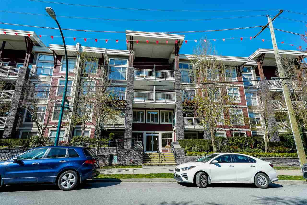 """Main Photo: 416 2477 KELLY Avenue in Port Coquitlam: Central Pt Coquitlam Condo for sale in """"SOUTH VERDE"""" : MLS®# R2571331"""
