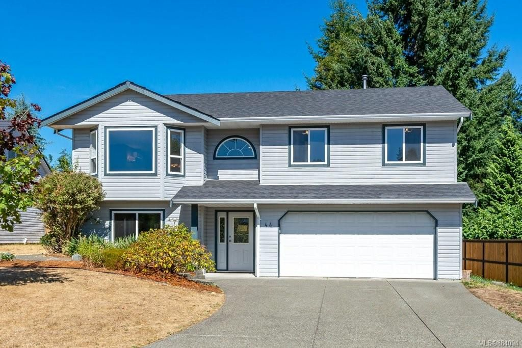 Main Photo: 44 Mitchell Rd in : CV Courtenay City House for sale (Comox Valley)  : MLS®# 884094