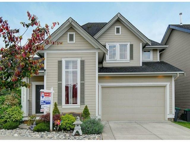 """Main Photo: 17942 70TH Avenue in Surrey: Cloverdale BC House for sale in """"Provinceton"""" (Cloverdale)  : MLS®# F1325703"""
