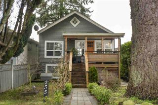 Photo 1: 255 E 20TH Street in North Vancouver: Central Lonsdale House for sale : MLS®# R2530092