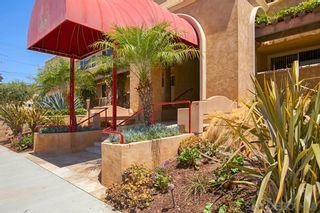 Photo 2: LA JOLLA Condo for rent : 2 bedrooms : 7635 Eads Ave #201