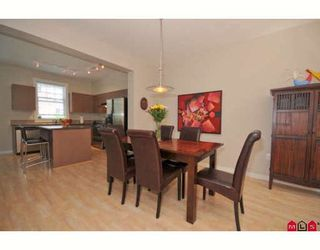 "Photo 3: 21 15075 60TH Avenue in Surrey: Sullivan Station Townhouse for sale in ""NATURE'S WALK"" : MLS®# F2912655"