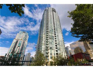 """Photo 1: 2406 1239 W GEORGIA Street in Vancouver: Coal Harbour Condo for sale in """"VENUS"""" (Vancouver West)  : MLS®# V929184"""