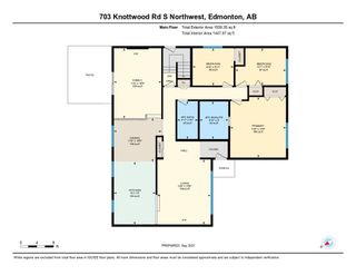 Photo 37: 703 KNOTTWOOD Road S in Edmonton: Zone 29 House for sale : MLS®# E4261398