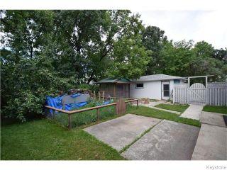 Photo 12: 131 St Vital Road in Winnipeg: St Vital Residential for sale (2C)  : MLS®# 1621634