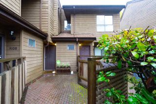 """Photo 2: 9110 CENTAURUS Circle in Burnaby: Simon Fraser Hills Townhouse for sale in """"CHALET COURT"""" (Burnaby North)  : MLS®# R2320093"""