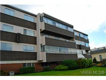 Main Photo: 303 545 Rithet St in VICTORIA: Vi James Bay Condo for sale (Victoria)  : MLS®# 595217
