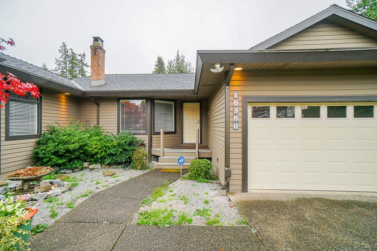 Main Photo: 16380 11 Avenue in Surrey: King George Corridor House for sale (South Surrey White Rock)  : MLS®# R2625299