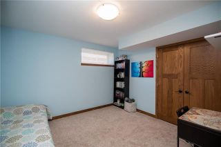 Photo 16: 11 Lowe Crescent: Oakbank Residential for sale (R04)  : MLS®# 1919246