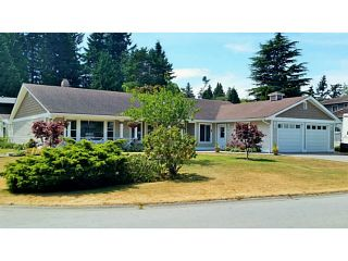 "Photo 1: 451 MILSOM Wynd in Tsawwassen: Pebble Hill House for sale in ""PEBBLE HILL"" : MLS®# V1136099"