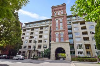 """Photo 1: 810 2799 YEW Street in Vancouver: Kitsilano Condo for sale in """"TAPESTRY AT ARBUTUS WALK"""" (Vancouver West)  : MLS®# R2619783"""