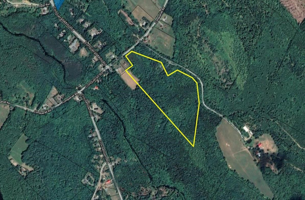 Main Photo: Lot 5 Conquerall Road in Conquerall Mills: 405-Lunenburg County Vacant Land for sale (South Shore)  : MLS®# 202112571