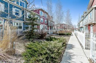 Photo 25: 1020 10 Auburn Bay Avenue SE in Calgary: Auburn Bay Row/Townhouse for sale : MLS®# A1095152