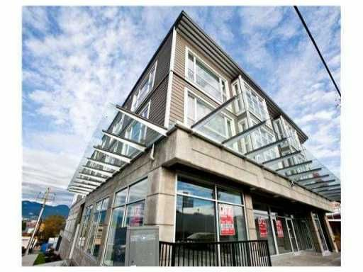 Main Photo: 301 2009 E. Hastings Street in Vancouver: Hastings Condo for sale (Vancouver East)  : MLS®# V868149