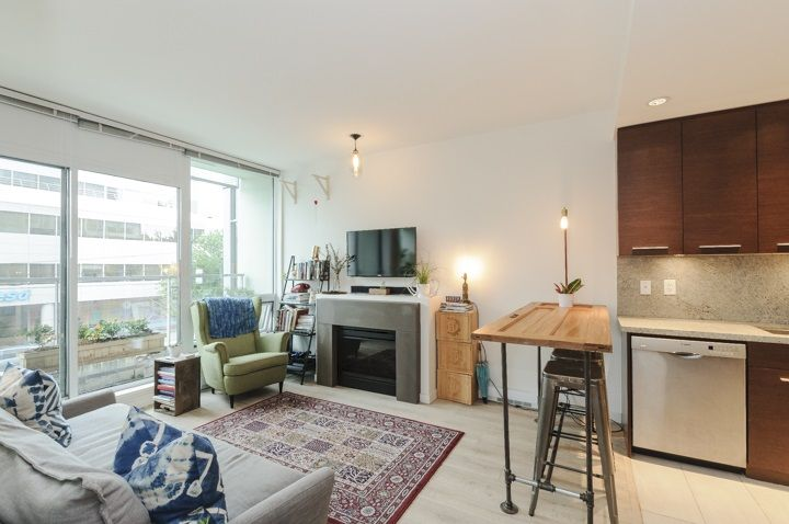 Photo 9: Photos: 206 2528 MAPLE STREET in Vancouver: Kitsilano Condo for sale (Vancouver West)  : MLS®# R2105698