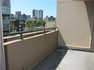 """Photo 8: 304 1455 ROBSON Street in Vancouver: West End VW Condo for sale in """"THE COLONNADE"""" (Vancouver West)  : MLS®# V970531"""