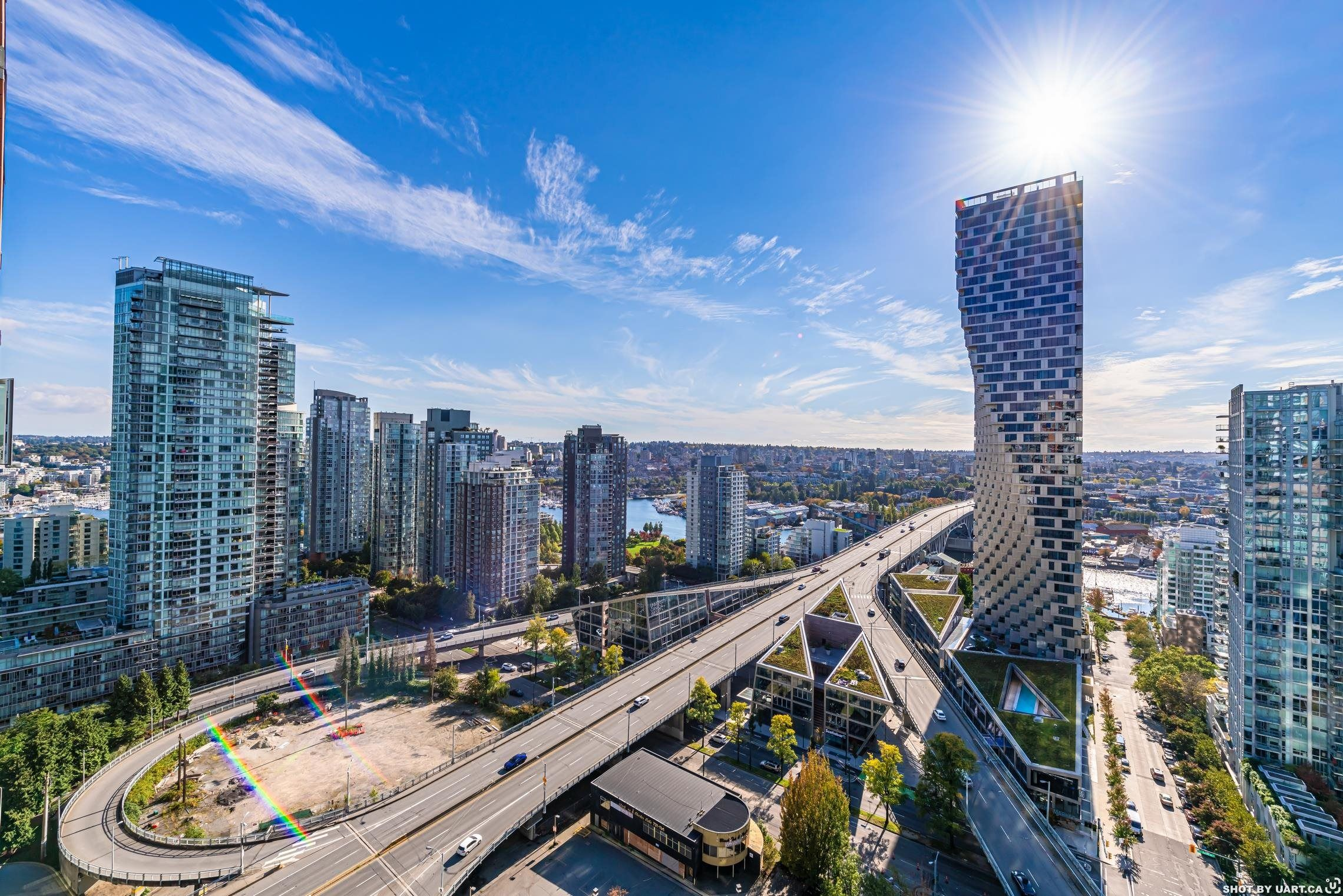 """Main Photo: 2707 1351 CONTINENTAL Street in Vancouver: Downtown VW Condo for sale in """"MADDOX"""" (Vancouver West)  : MLS®# R2623874"""