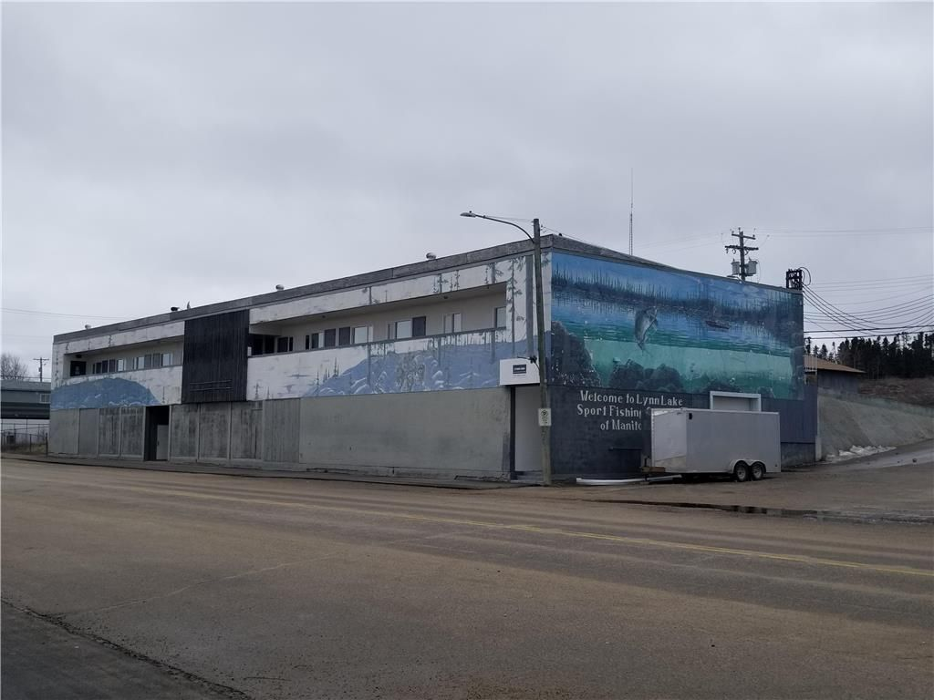 Main Photo: 515 Sherritt Avenue in Lynn Lake: Industrial / Commercial / Investment for sale (R41 - Northern Manitoba)  : MLS®# 202121253