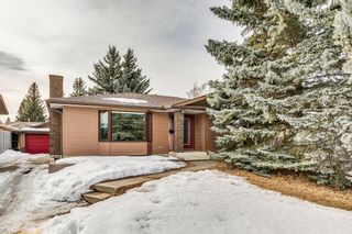 Photo 2: 539 Brookpark Drive SW in Calgary: Braeside Detached for sale : MLS®# A1077191