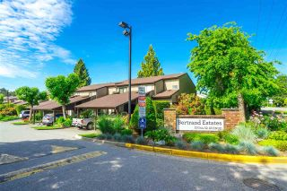 "Photo 1: 137 27044 32 Avenue in Langley: Aldergrove Langley Townhouse for sale in ""Bertrand Estates"" : MLS®# R2589039"