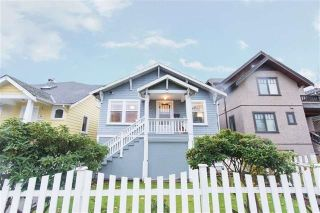 Photo 1: 76 E 19TH Avenue in Vancouver: Main House for sale (Vancouver East)  : MLS®# R2243312