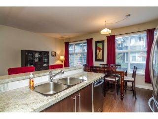 """Photo 9: 16 18199 70TH Avenue in Surrey: Cloverdale BC Townhouse for sale in """"Augusta"""" (Cloverdale)  : MLS®# F1424865"""