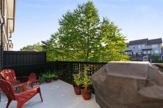 Photo 17: 17 19572 FRASER Way in Pitt Meadows: South Meadows Townhouse for sale : MLS®# R2298909