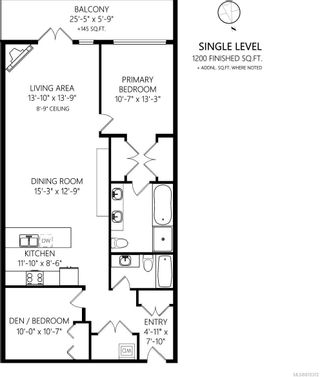Photo 27: 505 747 Travino Lane in : SW Royal Oak Condo for sale (Saanich West)  : MLS®# 872372