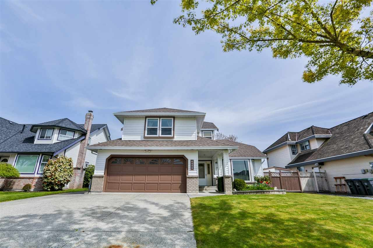 """Main Photo: 6080 185B Street in Surrey: Cloverdale BC House for sale in """"Eagle Crest"""" (Cloverdale)  : MLS®# R2260925"""