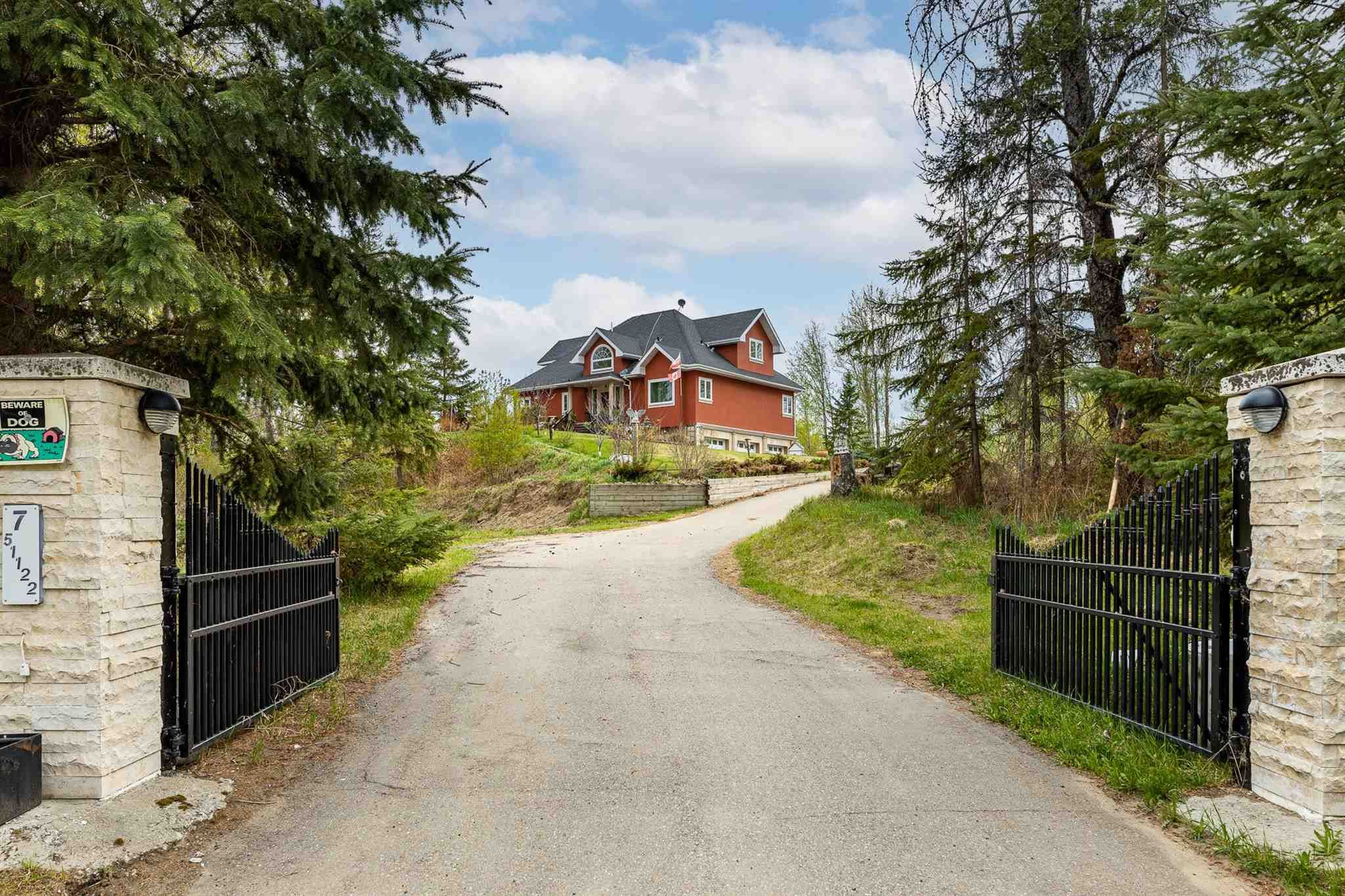 Main Photo: 7 51122 RGE RD 265: Rural Parkland County House for sale : MLS®# E4246128