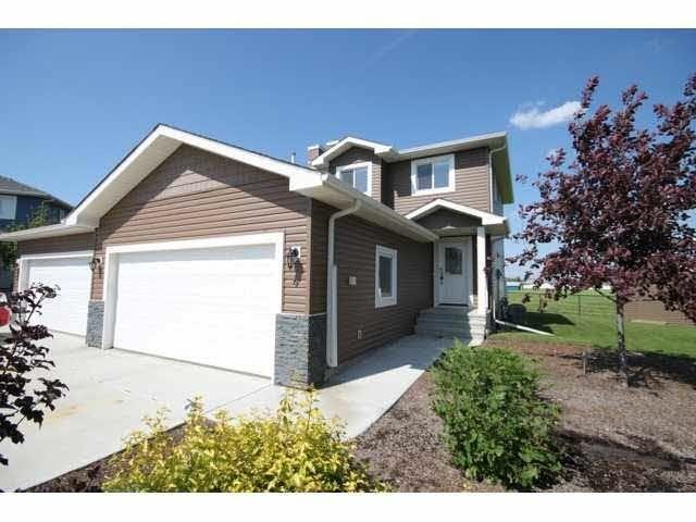 Main Photo: 4 520 Sunnydale Road: Morinville House Half Duplex for sale : MLS®# E4256022