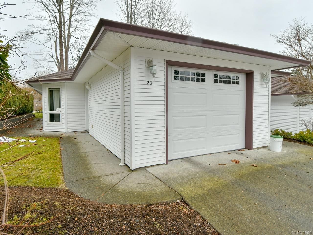 Main Photo: 23 251 McPhedran Rd in CAMPBELL RIVER: CR Campbell River Central Row/Townhouse for sale (Campbell River)  : MLS®# 808090