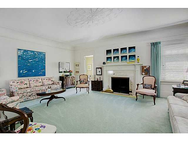 Photo 3: Photos: 4410 ANGUS DR in Vancouver: Shaughnessy House for sale (Vancouver West)  : MLS®# V1017815