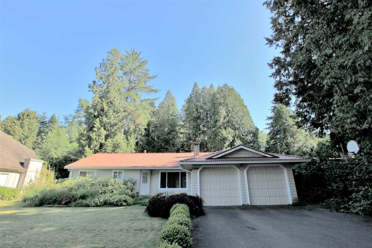 Main Photo: 12588 24 Avenue in Surrey: Crescent Bch Ocean Pk. House for sale (South Surrey White Rock)  : MLS®# R2178943