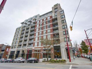 Photo 1: 510 189 KEEFER STREET in Vancouver: Downtown VE Condo for sale (Vancouver East)  : MLS®# R2220669