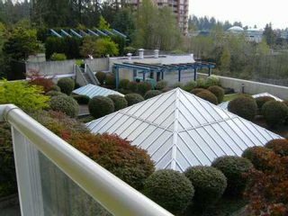 """Photo 8: 1163 THE HIGH Street in Coquitlam: North Coquitlam Condo for sale in """"KENSINGTON COURT"""" : MLS®# V614792"""